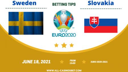 Sweden vs Slovakia: match prediction
