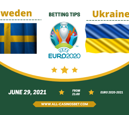 Sweden vs Ukraine: Euro 2020 Prediction