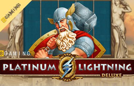 Platinum Lightning Deluxe Slot