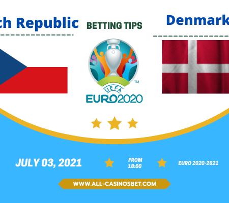 Czech Republic vs Denmark: Euro 2020 goal prediction