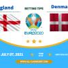 England vs Denmark Prediction – Euro 2020