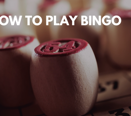How to Play Bingo: Terms and Rules