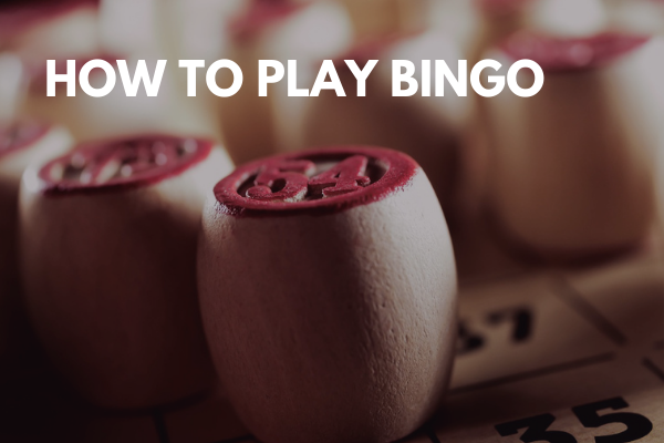 How to play Bingo rules and terms
