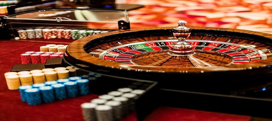 roulette-in-Casino Table Games
