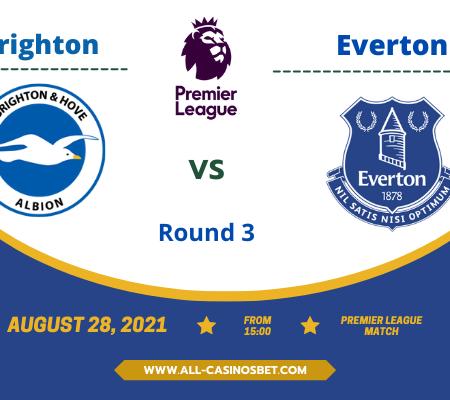 Brighton vs Everton: Premier League Prediction