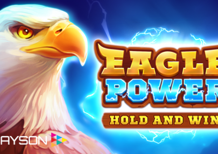 Eagle Power Slot: Hold and Win