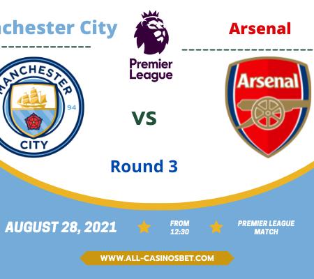 Manchester City vs Arsenal: Premier League prediction
