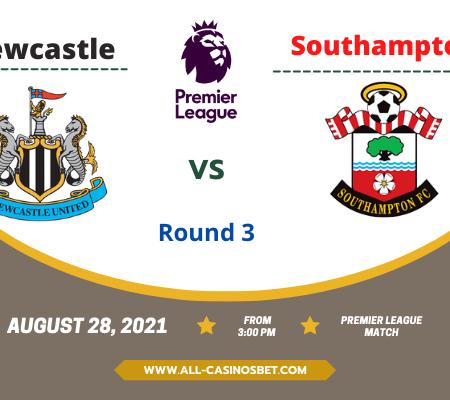 Newcastle vs Southampton Prediction from Premier League