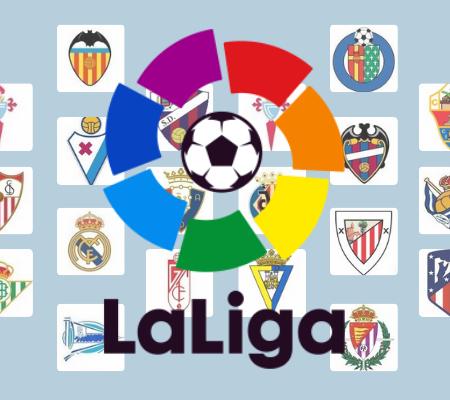 Spain La Liga Primera Betting Odds