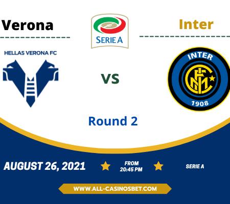 Verona vs Inter Serie A prediction