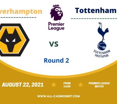 Wolverhampton vs Tottenham: Premier League Prediction