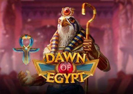 Dawn of Egypt Slot