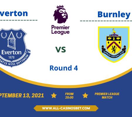 Everton vs Burnley: Premier League prediction