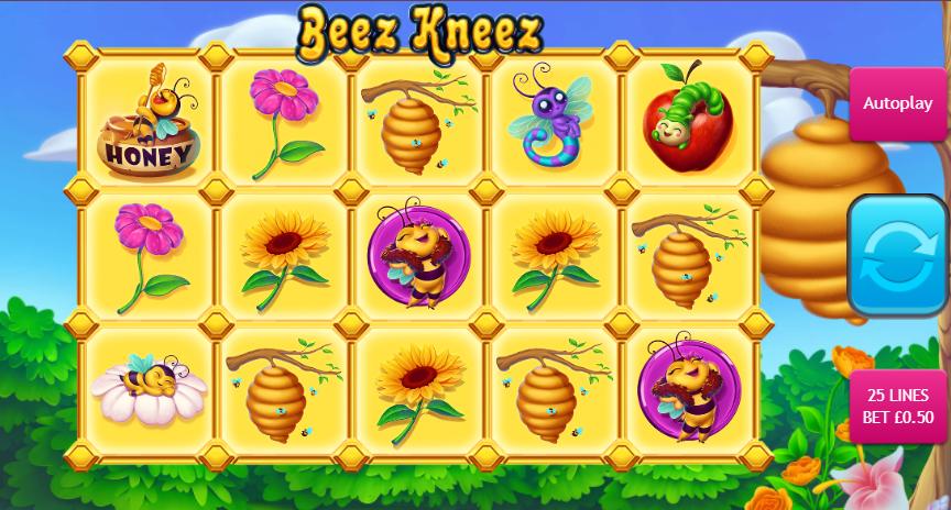 beez kneez slot review