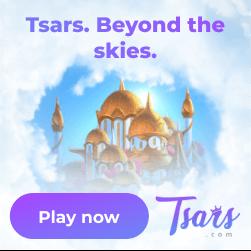 tsars casino 100 free spins