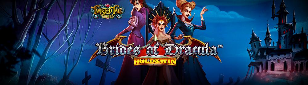Brides of Dracula Slot Hold & Win